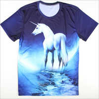 Mens Opulent Printed T-Shirt