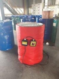 Drum Heater Flexible Jacket