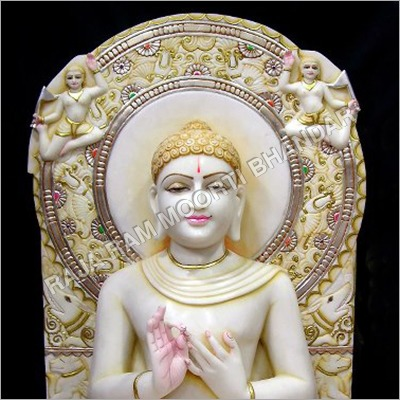 Lord Marble Buddha Statue