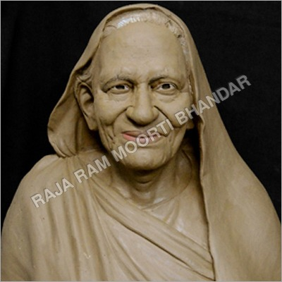 Old Lady Customized Statue