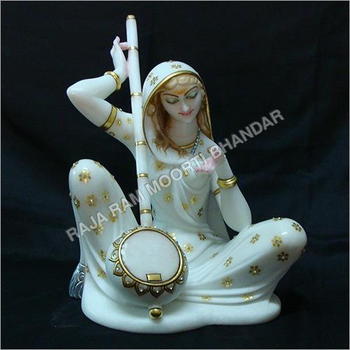 Indian Saint Statue