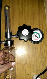 medical fast- life Rotameter With Humdifier Bottale