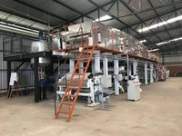 Carbonless coapy High-Quality NCR Paper Two-Sided Coating Machine