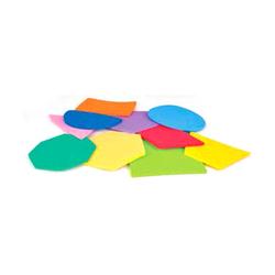 Geometrical stencils : 10 shapes