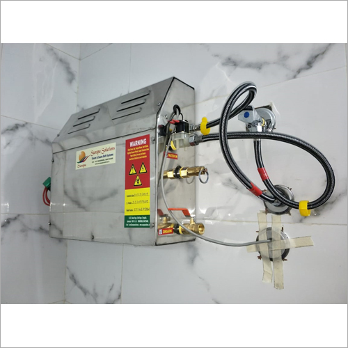 Domestic Spa Steam Generator