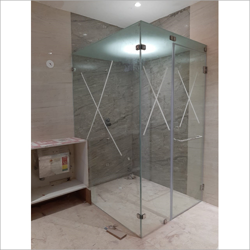 Steam Shower Glass Cubicle