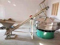HUSK GRINDER MACHINE WITH PNEUMATIC SYATEM