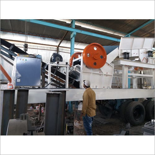 Industrial Crusher Plant