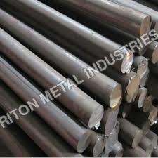 EN47 Carbon Steel Round Bar