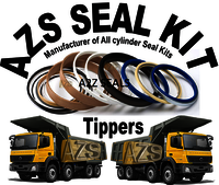 Tippers Seals, Seal Kit, Oil Seals, O Rings Box & Kit