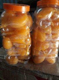 Ice Mango Pudding Jelly