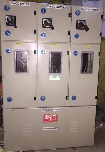 EB Metering Panel