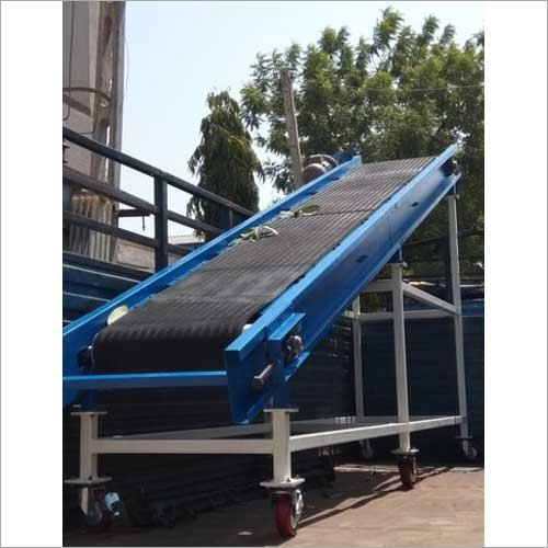 Motorized Mobile Conveyor