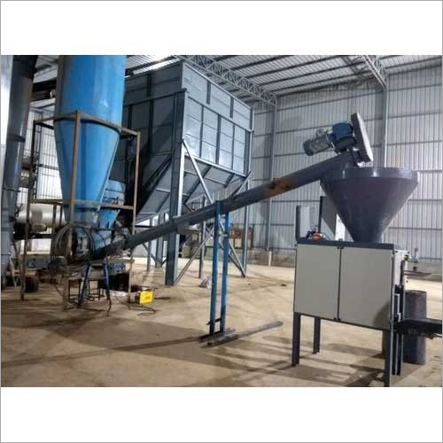 Stainless Steel Inclined Screw Conveyor