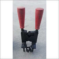 Graphite Mould Handle Universal Clamp