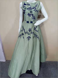 Heavy Ladies Gown