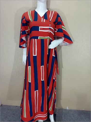 Designer Ladies Gown For Parties