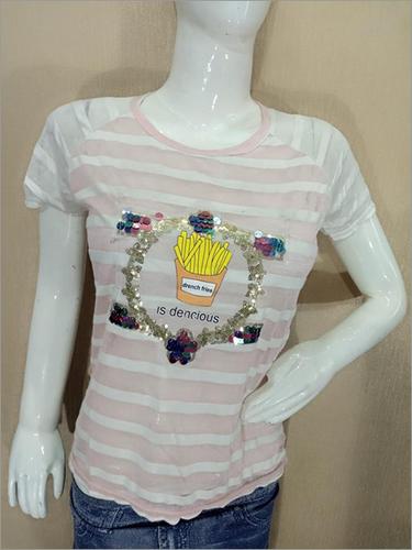 Ladies Cotton Midi Top
