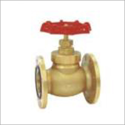Flanged Stop Valve