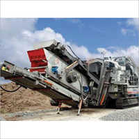 Heavy Duty Mobile Crusher Plant