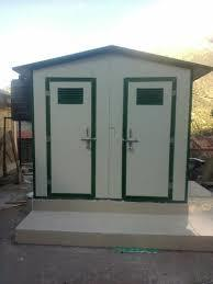 PUF Toilet Cabin