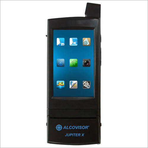 Jupiter X Alcohol Breath Analyzer (Inbuilt Thermal Printer)