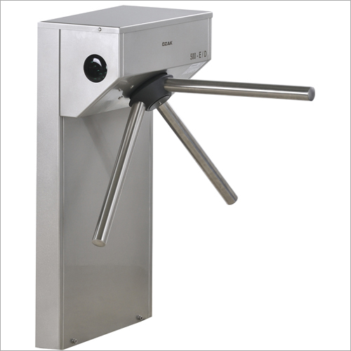 Stainless Steel Tripod Turnstile