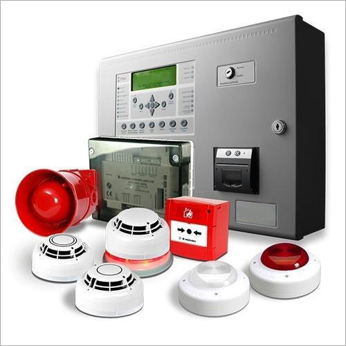 Digital Addressable Fire Alarm System