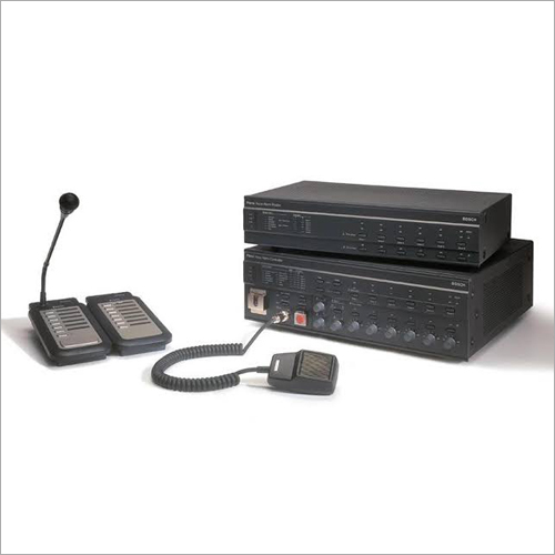 Electric Public Address System