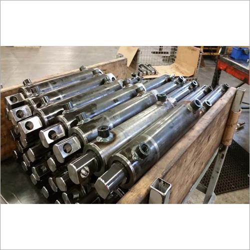 Welded Mounted Hydraulic Cylinder