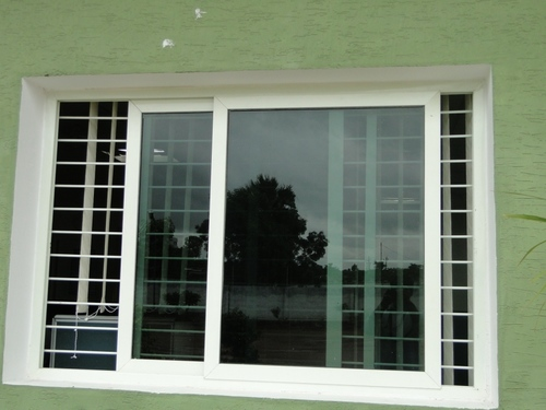Double Glazed Steel Window