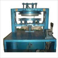 Semi Automatic Paper Plate Machine
