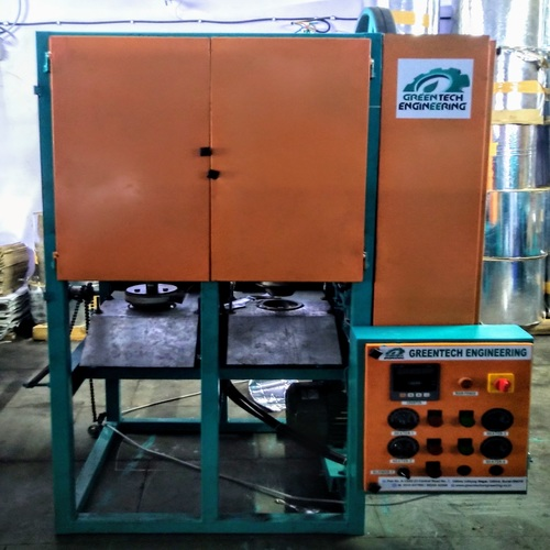Double Die Silver Dona Making Machine
