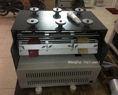 ASTM D1052 Plastic Testing Machine Ross Shoe Sole Flexing Resistance Tester