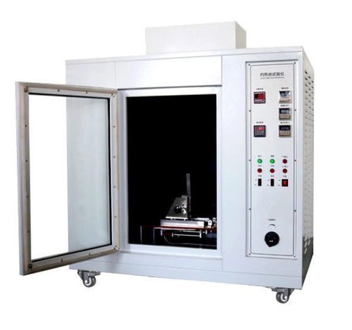 Plastic Glow Wire Analysis Apparatus Measurement Glow Wire Test Iec 60695
