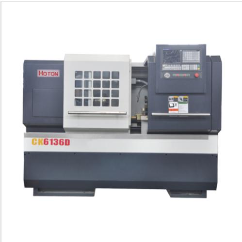 CNC Flat Bed Lathe Machine CK6140D