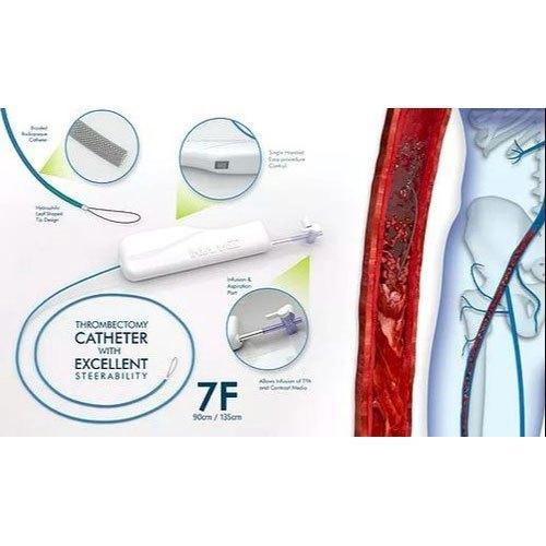 Thrombolysis Catheter