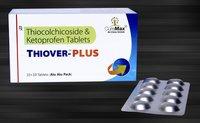 Thiocolchicoside 8 Mg & Ketoprofen 100 Mg