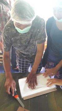 Training Photo of Tingshong Nagaland