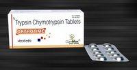 Trypsin-Chymotrypsin 1.00 Lac Units