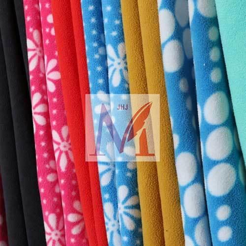 Antipilling Printed Fabric