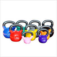 Gym Kettle Bells