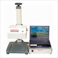 2D PC Pneumatic Dot Pin Marking Machine