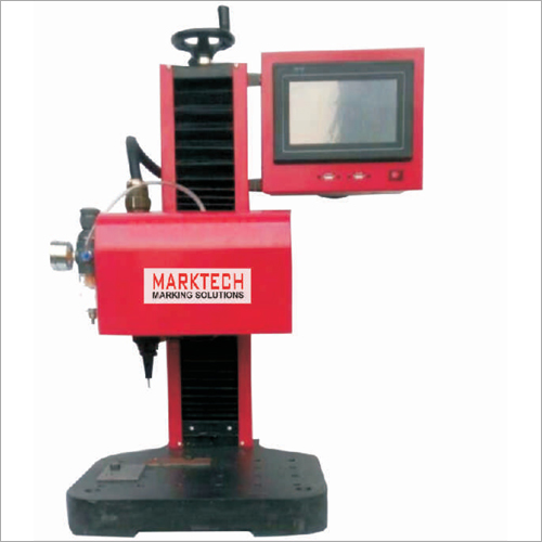 Premium LCD Dot Pin Marking Machine