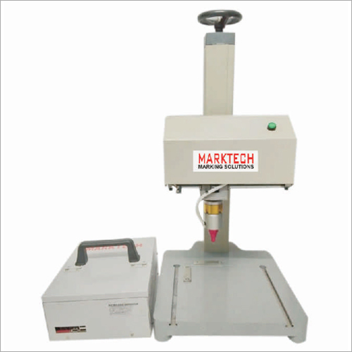 Electric Standard Pin Marking Machine