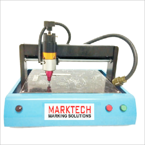 Electric PC Data Plate Marking Machine