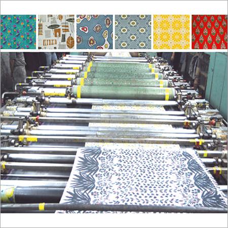 Textile Calendar Machine