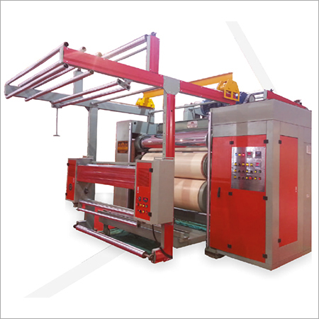 C Type Friction Calender Machine