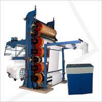 Bowl Calender Machine