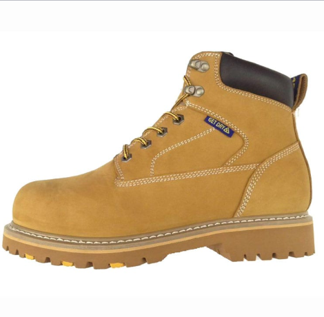 6 INCH WHEAT WORK BOOT